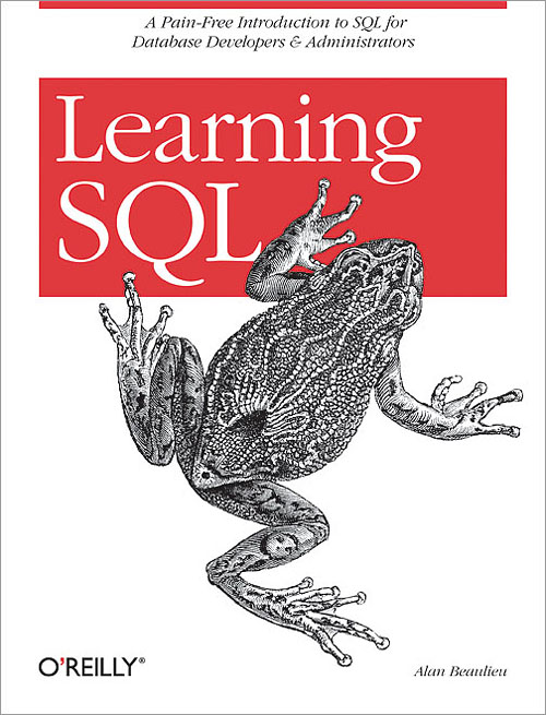learning sqlbook cover